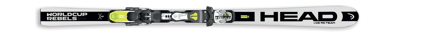 Worldcup Rebels i.GS RD Team SW JRP RDX + Freeflex PRO 11 (158-172cm)